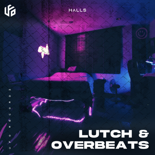 LUTCH OverBeats Halls Artwork Small | UFO Network