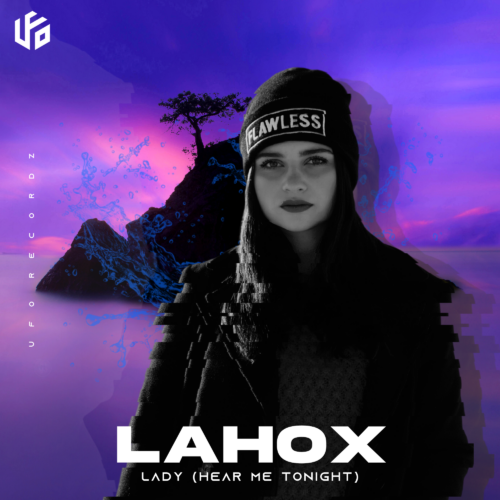 Lahox Lady Hear Me Tonight Artwork Small | UFO Network