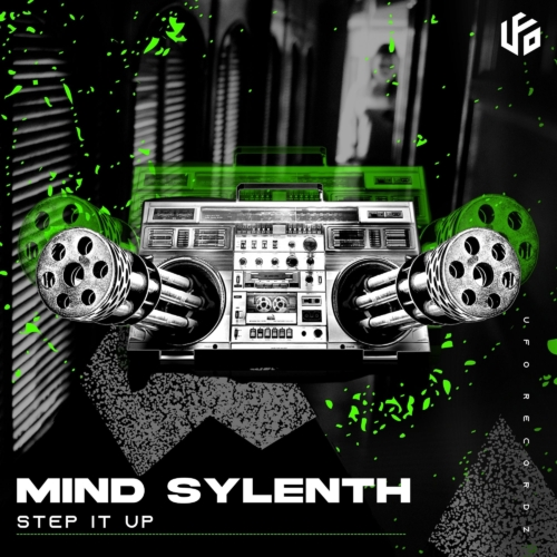 Mind Sylenth Step It Up Artwork Small | UFO Network