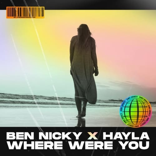 Ben Nicky X Hayla Where Were You ARTWORK   UFO Network   Your #1 EDM Source