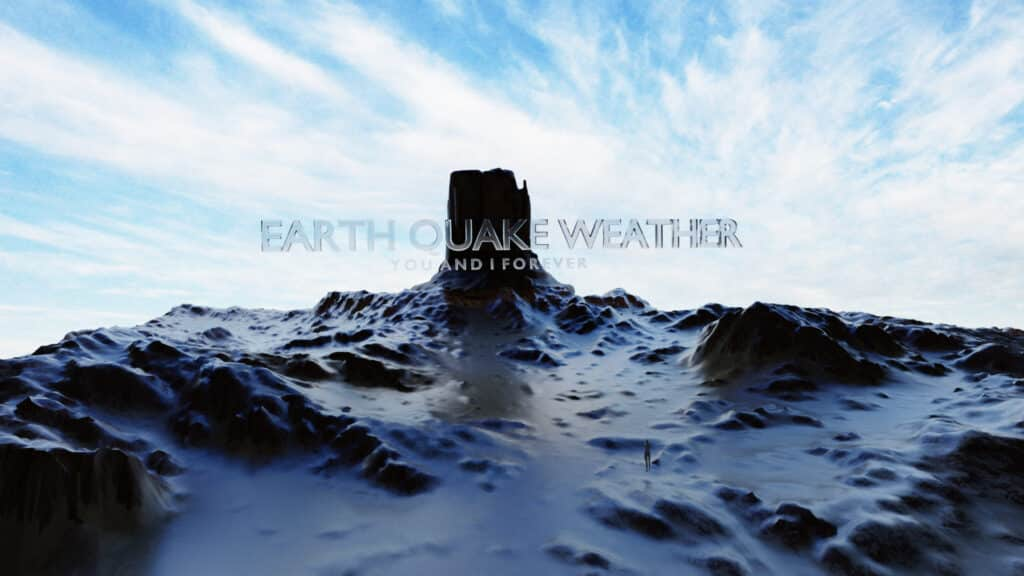 Exclusive Interview with EARTHQUAKE WEATHER
