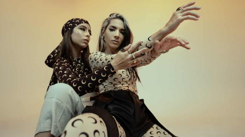 GIOLÌ & ASSIA Deliver Sublime New Single 'Bebe'
