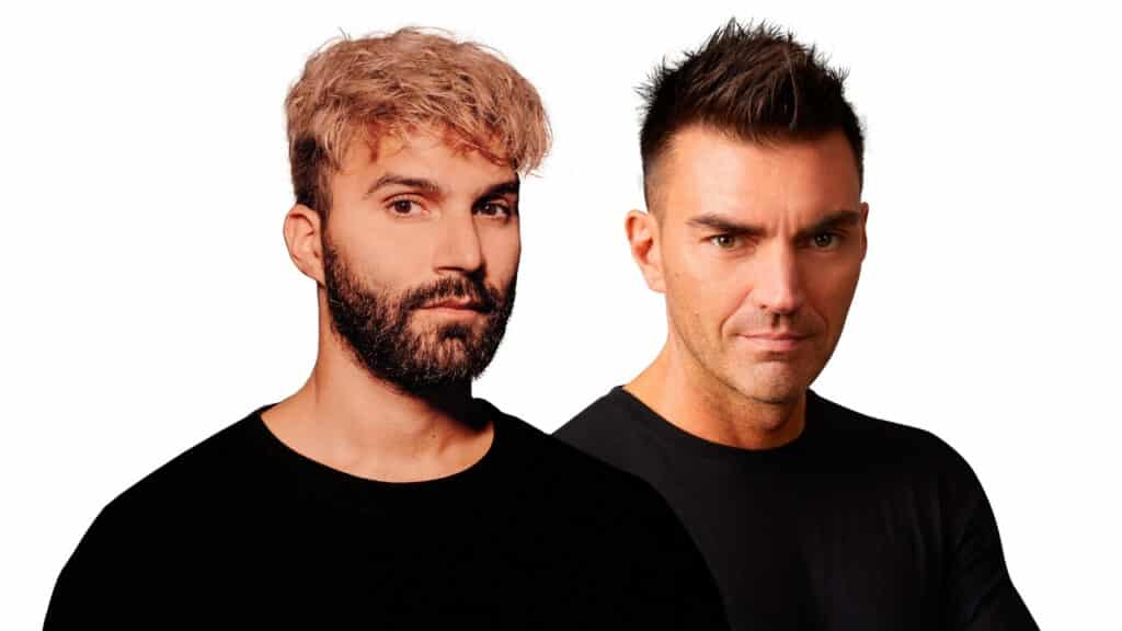 """R3HAB and Gabry Ponte Paint A Mysterious Character in New Single """"The Portrait"""" on CYB3RPVNK"""
