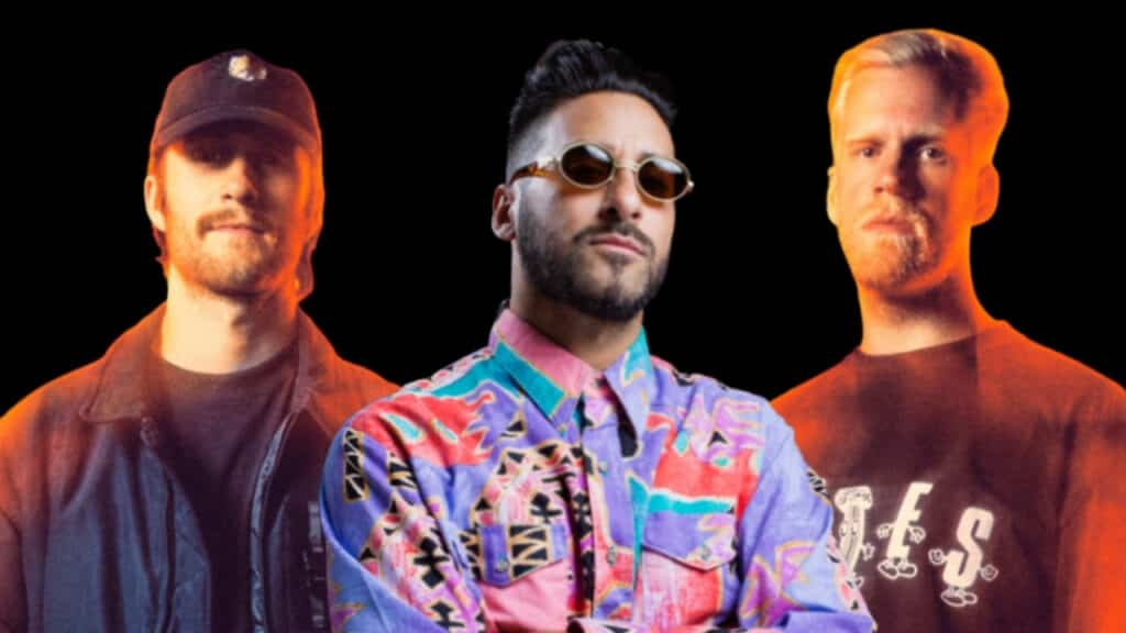 Snakehips & Armand Van Helden Join Forces On New Single 'Freedom (You Bring Me)'