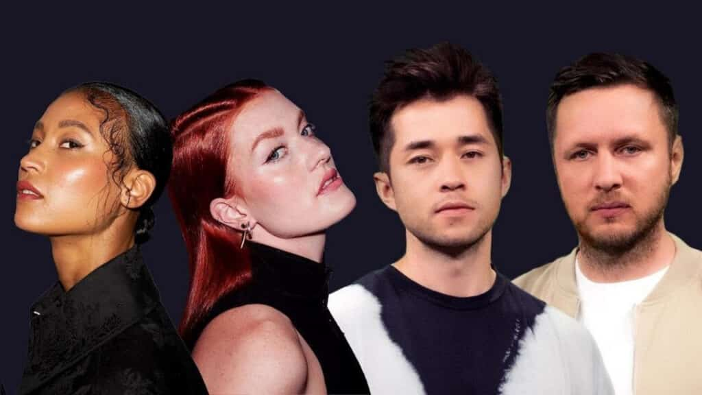 Icona Pop Joins Forces With Electronic Duo, Vize For New Song, 'Off Of My Mind'