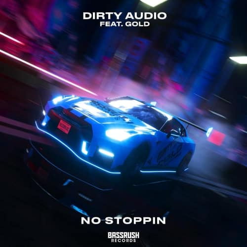 no stoppin ARTWORK | UFO Network | Your #1 EDM Source