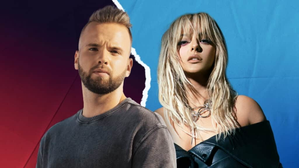 Topic & Bebe Rexha Drop Official Video For Smash Single 'Chain My Heart'
