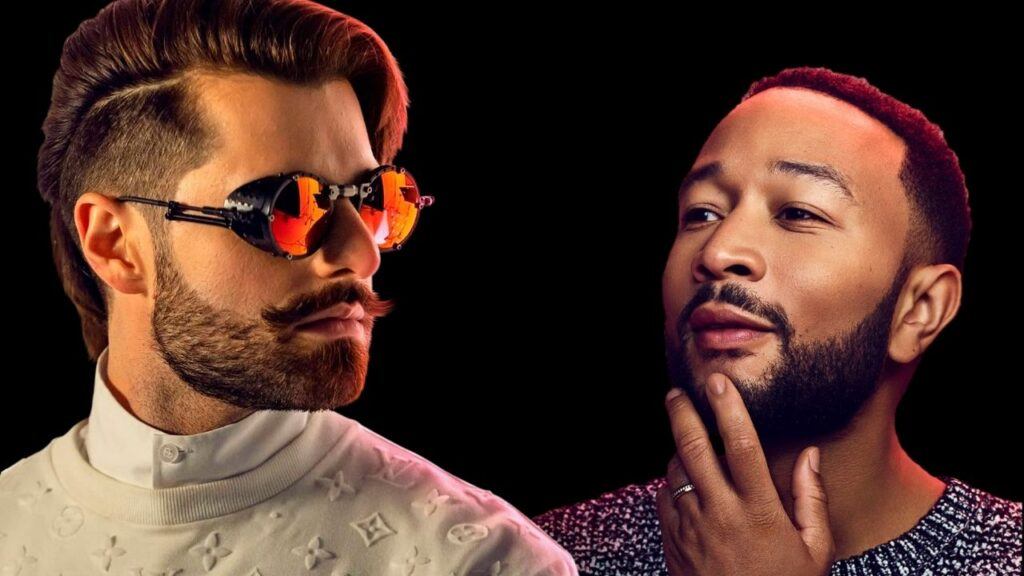 Alok And John Legend Star in The Emotive Video For 'In My Mind'
