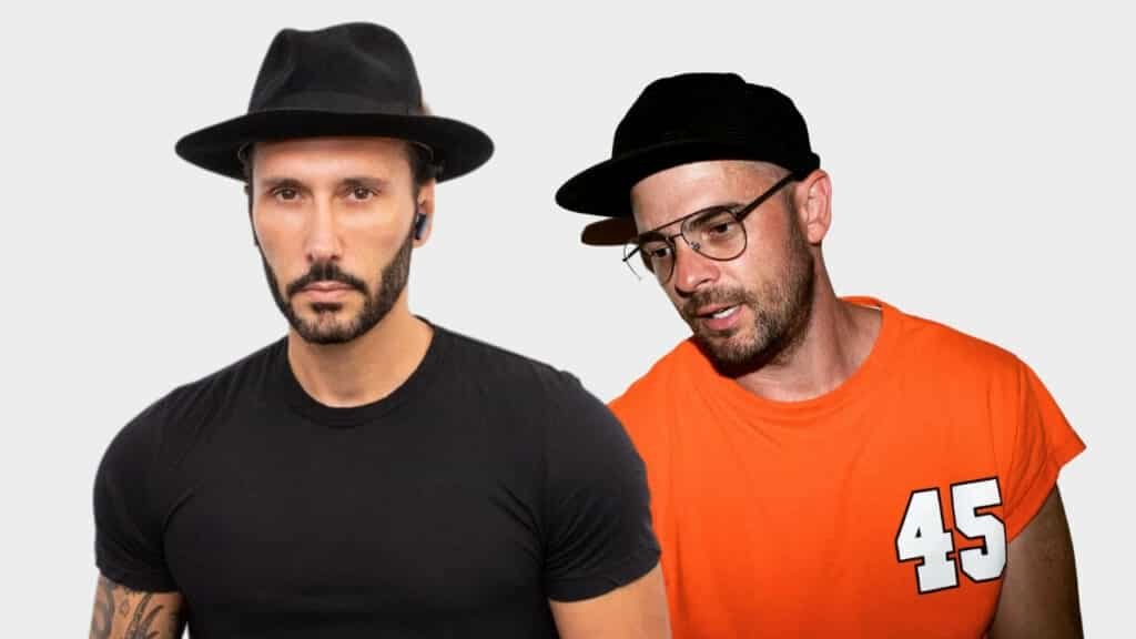 Cedric Gervais & Tom Staar Release Second Collab Of 2021: 'Tag Your Sponsor'