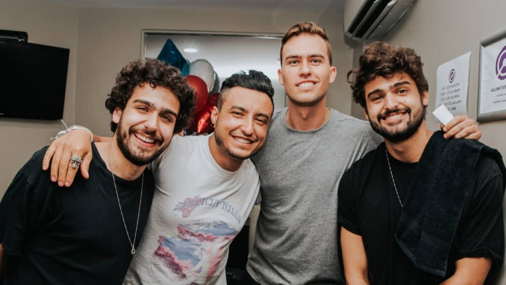 Loud Luxury Join Forces With Cat Dealers On New Track 'Mistakes'