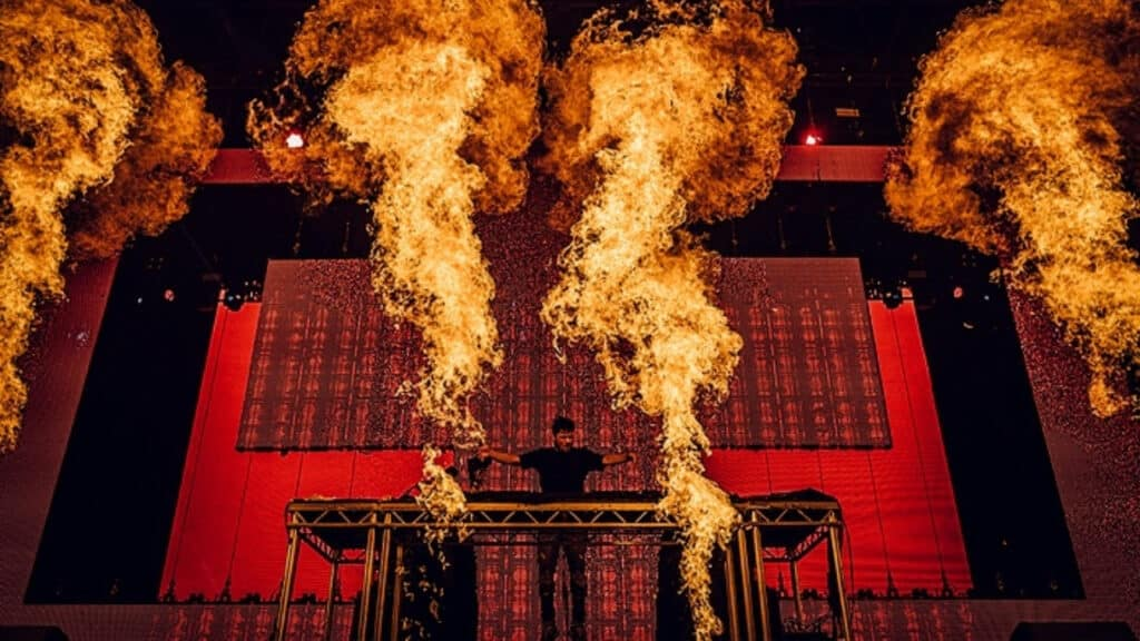 Martin Garrix Returns To The Stage With First Two Shows Since The Pandemic