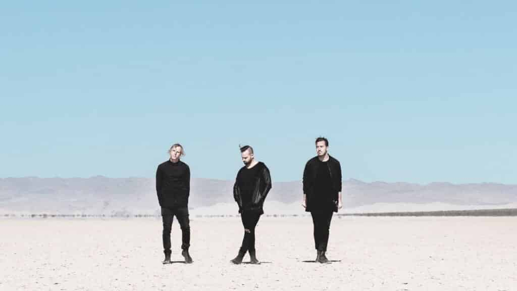 RÜFÜS DU SOL Release New Single 'Next To Me' On Rose Avenue and Reprise / Warner Records