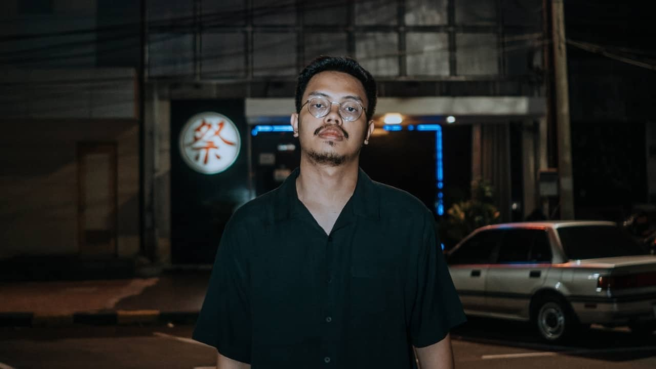 Bleu Clair Connect with Indonesian Comrade Jargen on 'Amani'
