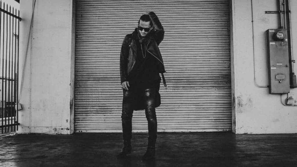 Saint Punk reveals latest single off forthcoming album: 'Ghost Blood' (with MXMS)